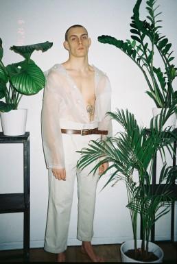 Gosha Polyanskiy fashion editorial pairs project