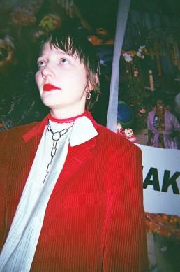Lotta Volkova portrait