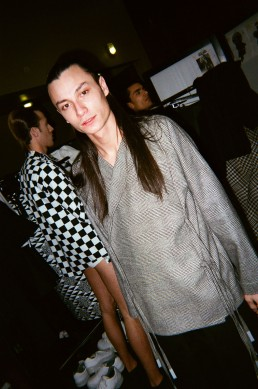 Amsterdam Fashion Week Backstage by Anna Barr