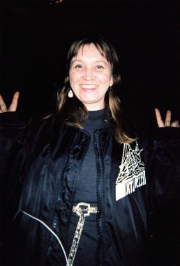 Stylist Masha Mombelli